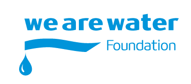 Logo - Fundacja We Are Water